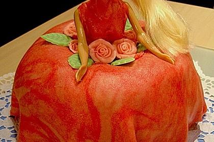Barbie-Torte 241