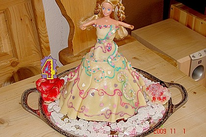 Barbie-Torte 169