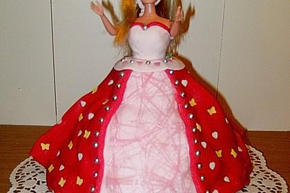 Barbie-Torte 185
