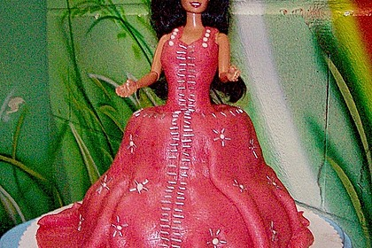 Barbie-Torte 265
