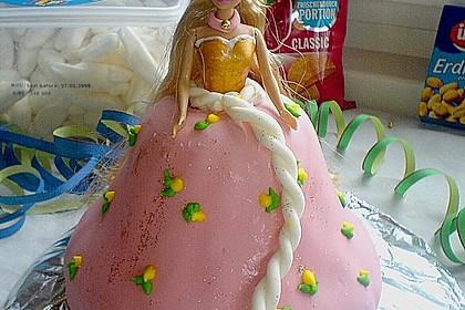Barbie-Torte 204