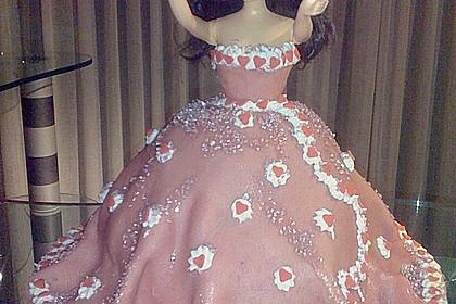 Barbie-Torte 216
