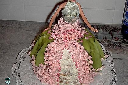 Barbie-Torte 240