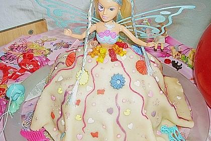 Barbie-Torte 187