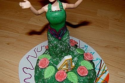 Barbie-Torte 149