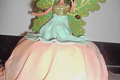 Barbie-Torte 306