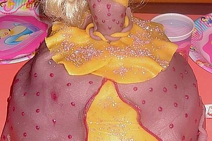 Barbie-Torte 227
