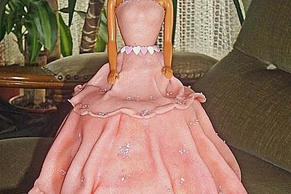 Barbie-Torte 58