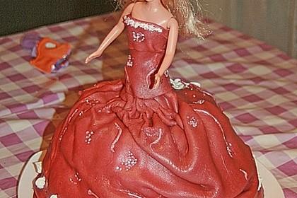Barbie-Torte 180