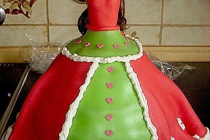 Barbie-Torte 106