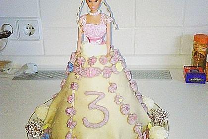 Barbie-Torte 115
