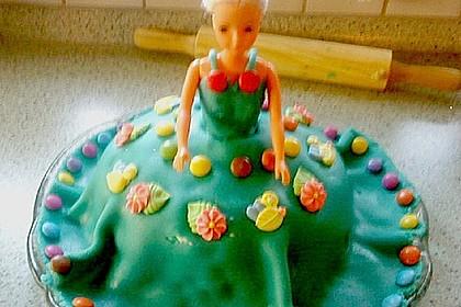 Barbie-Torte 340