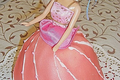 Barbie-Torte 292