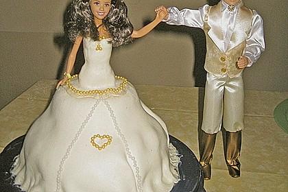 Barbie-Torte 93