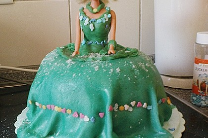 Barbie-Torte 332