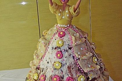 Barbie-Torte 154