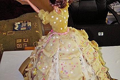 Barbie-Torte 337