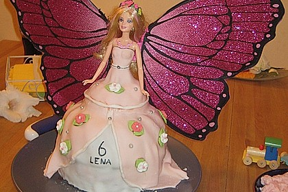 Barbie-Torte 113