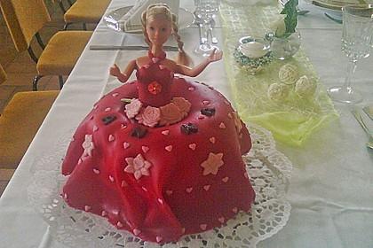 Barbie-Torte 296