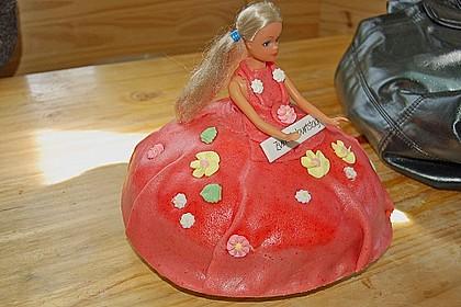 Barbie-Torte 309