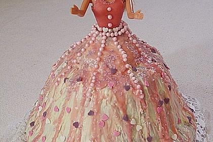 Barbie-Torte 85