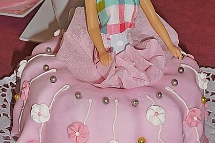 Barbie-Torte 177