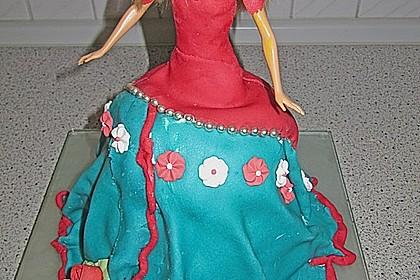 Barbie-Torte 103