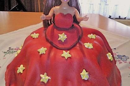 Barbie-Torte 308