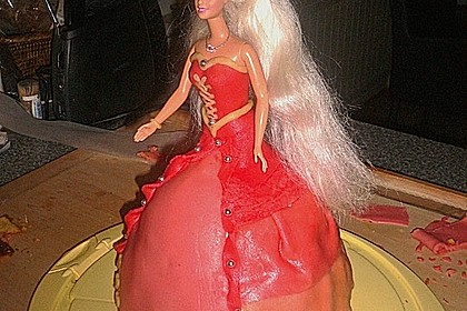Barbie-Torte 267