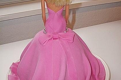 Barbie-Torte 14