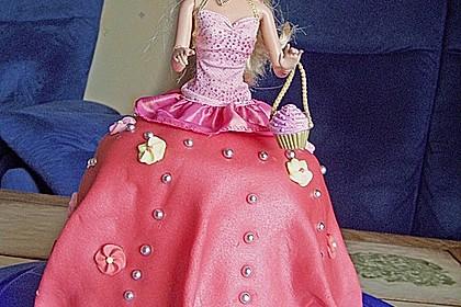 Barbie-Torte 98