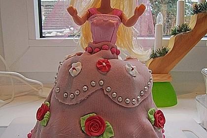 Barbie-Torte 127