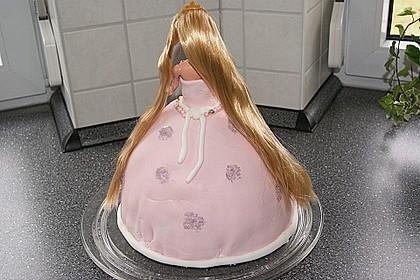 Barbie-Torte 208