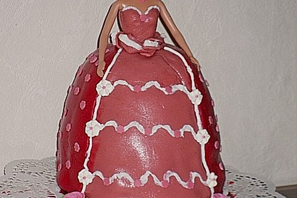 Barbie-Torte 266