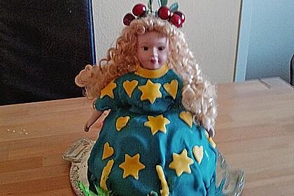 Barbie-Torte 327