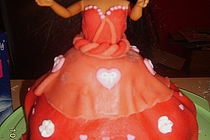 Barbie-Torte 324