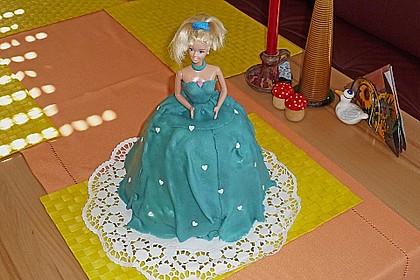 Barbie-Torte 230