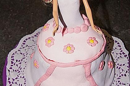 Barbie-Torte 239