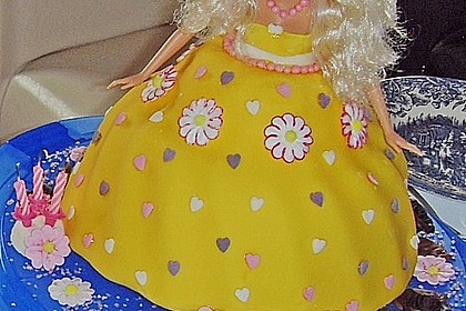 Barbie-Torte 346