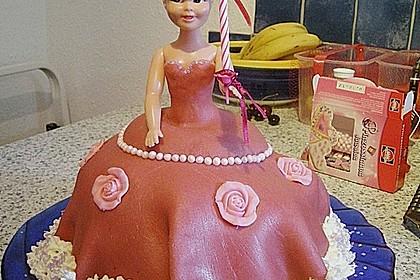 Barbie-Torte 211