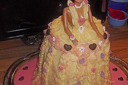 Barbie-Torte 321