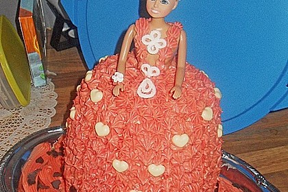 Barbie-Torte 255