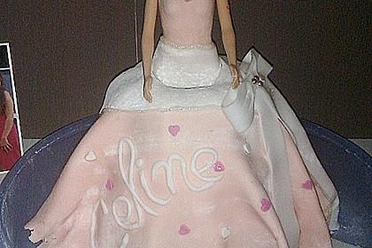 Barbie-Torte 71