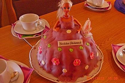 Barbie-Torte 333