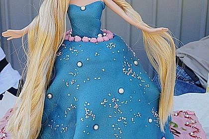 Barbie-Torte 43