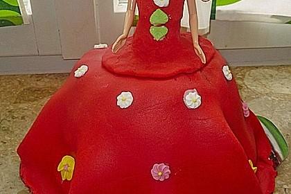 Barbie-Torte 151