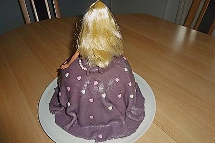 Barbie-Torte 182