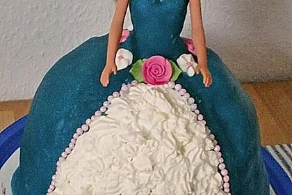 Barbie-Torte 107