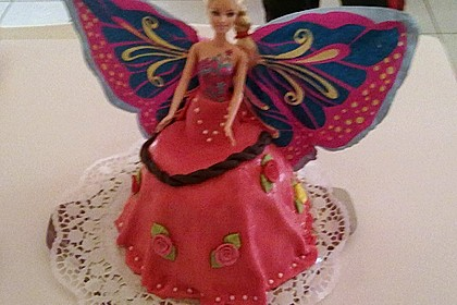Barbie-Torte 225