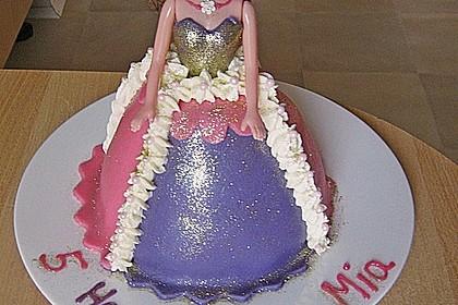 Barbie-Torte 276